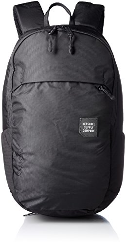 Herschel Supply Co. Men's Trail Mammoth Medium Backpack, Black, One Size