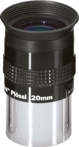Orion 8733 20mm Sirius Plossl Telescope Eyepiece by Orion