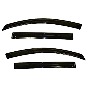 Auto Ventshade 94652 Original Ventvisor Window Deflector, 4 Piece