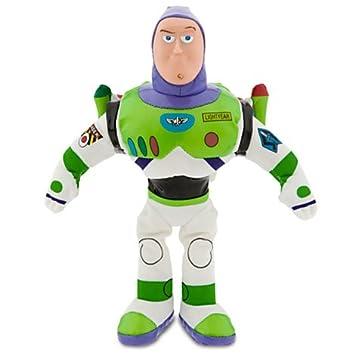 Buzz Lightyear de peluche - Toy Story - Mini Bean Bag - 9