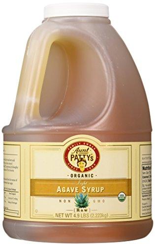 Aunt Patty's Raw Light Wild Salmiana Agave Syrup, 4.9 ()