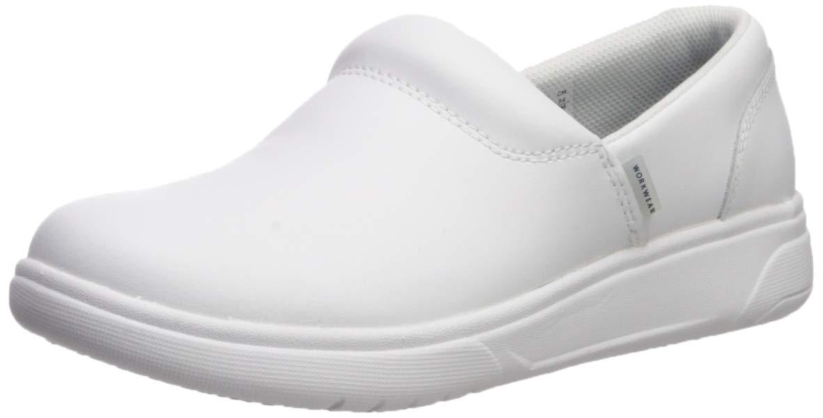 Cherokee Women's Melody Health Care Professional Shoe, White, 8M Medium US by Cherokee