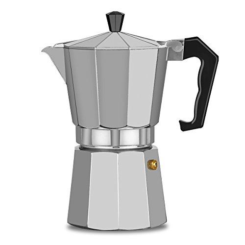 XIHAO Aluminum Stovetop Espresso Coffee Maker Moka Pot - Coffee Pigs