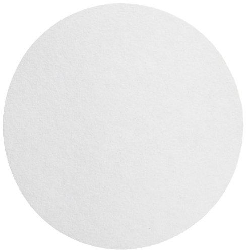 Whatman 1441-060 Ashless Quantitative Filter Paper, 6.0cm Diameter, 20 Micron, Grade 41 (Pack of 100)