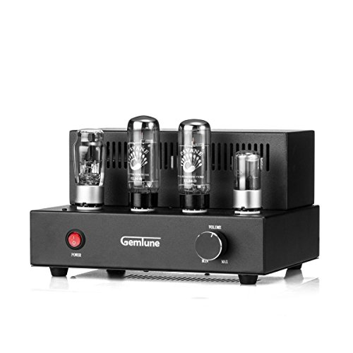 Gemtune X-1 Class-A Integrated Tube Amplifier with 5Z4PX1, 6N9PX1, EL34-BX2 by GemTune