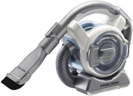 Black & Decker Pd1200-GB 12 V Flexi Vac Cordless Dustbuster: Amazon.es: Hogar