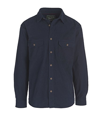 woolrich-mens-expedition-chamois-shirt-deep-navy-large