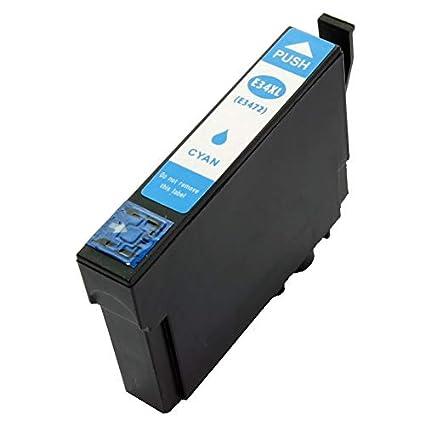 Impresora Tinta Cian COMPATIBLES reemplaza a Epson t3462 Nº ...