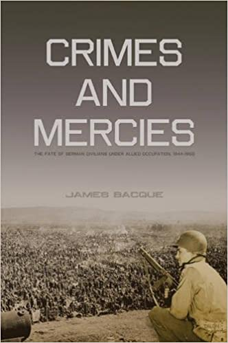 Book Crimes and Mercies: The Fate of German Civilians Under Allied Occupation, 1944–1950
