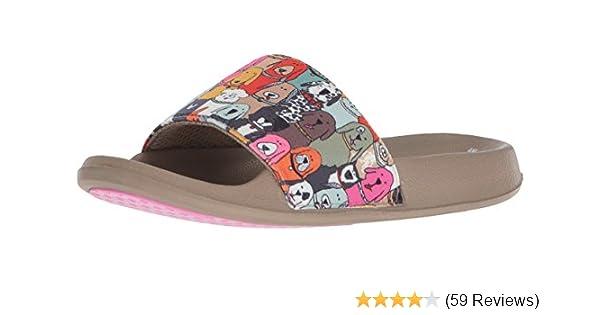 2f9fac05c Amazon.com | Skechers BOBS Women's Pop Ups-Doggie Paddle Slide ...