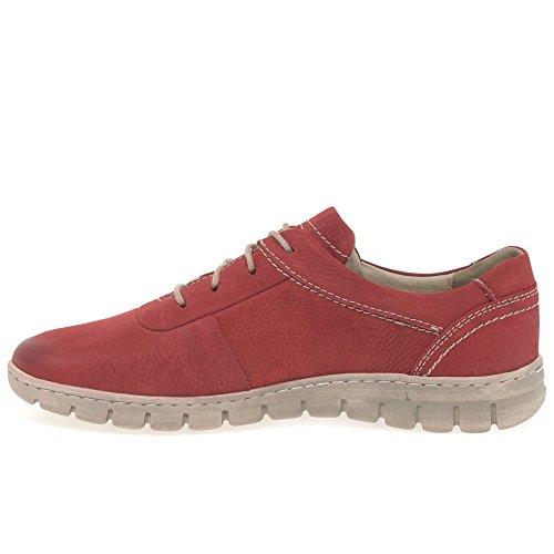 Shoes Red Josef Seibel Steffi Son 07 FqIXrIw