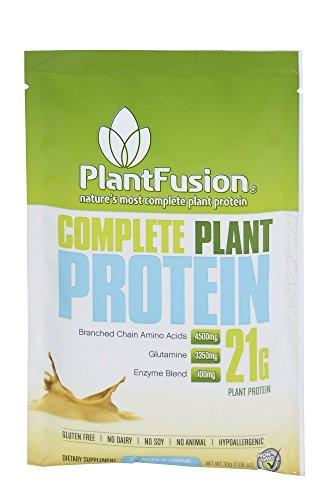 Plantfusion Cookies N Cream Packets, 30 Gram