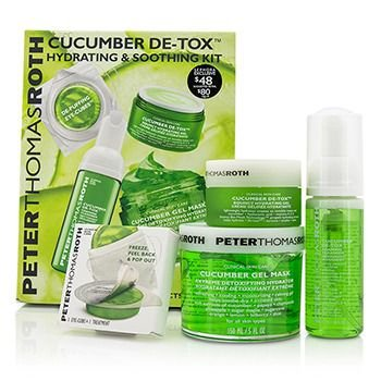 Peter Thomas Roth Cucumber De-Tox Hydrating & Soothing 4 ...
