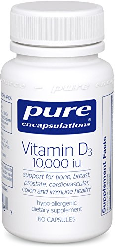 Pure Encapsulations Hypoallergenic Prostate Cardiovascular