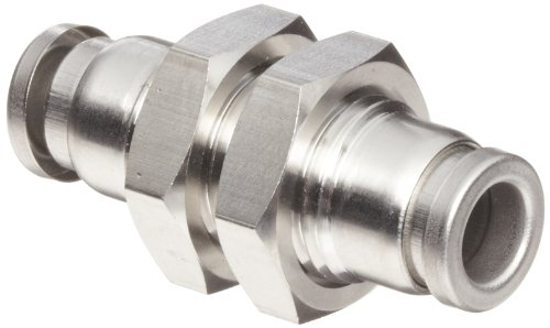 Smc kqg series stainless steel push to connect tube