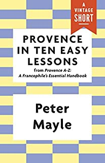 Book Cover: Provence in Ten Easy Lessons
