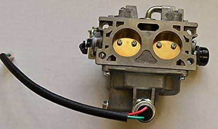 amazon com carburetor for honda 16100 z6l 013 16100 z6l 023 rh amazon com  honda gxv690 wiring