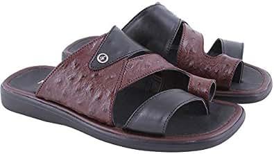 Nimar Black Comfort Sandals Sandal For Men