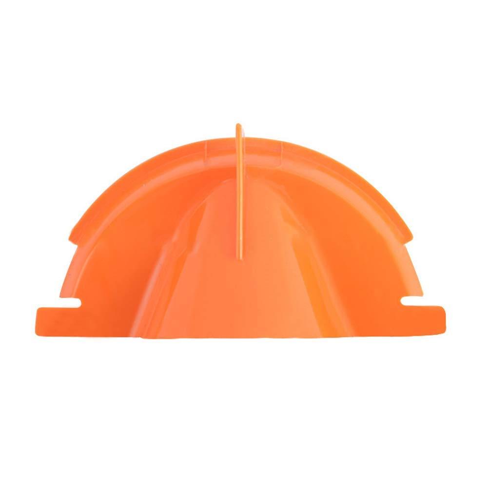 Orange Matedepreso Tropffrei /Ölfilter Trichter Satz /Ölwechsel Ersatz Kit f/ür Motorrad Haupt Schutzh/ülle Kunststoff Haupt /Öl F/üllung Trichter Free Size