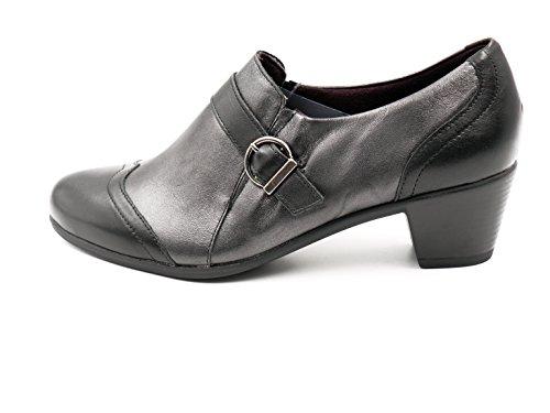Women's Women's Women's PITILLOS Court Court PITILLOS Women's PITILLOS Shoes Black Black Shoes PITILLOS Shoes Black Court adzHwq