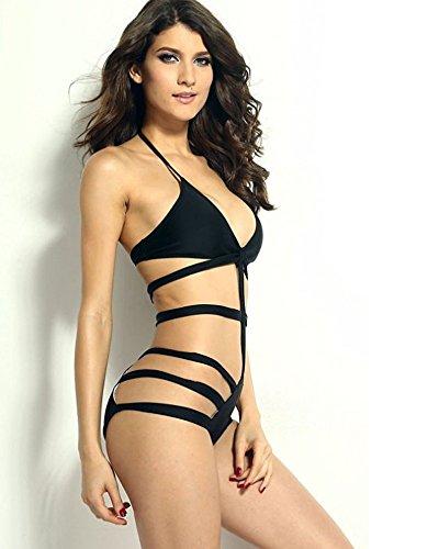 CROSS1946-Sexy-Women-Monokini-Swimsuits-stripe-One-Piece-Bathing-Backless-Bikini