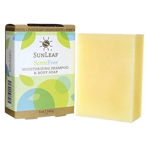 Sunleaf Naturals Moisturizing Shampoo and Body Soap - Scent