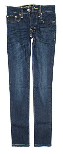 American Eagle Men's Extreme Flex Slim Straight Jean 4044 (26x28)