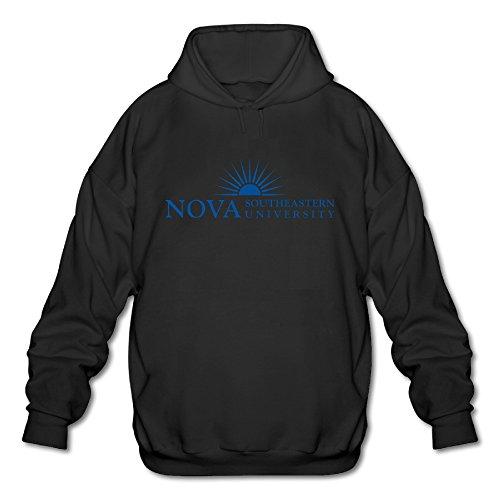 Tianzun16 Nova Southeastern University Mens Hoodie Teeshirt Good Normal Fit Funny (Vacume Sander compare prices)