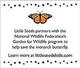 Little Seeds Rowan Valley Linden Crib, Black