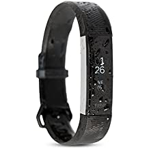 Waterfi Waterproof Fitbit Alta HR - Silver/Black