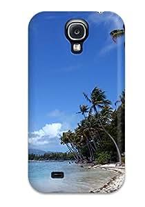 Best Premium Durable Sea Beach Fashion Tpu Galaxy S4 Protective Case Cover 7763487K66694477