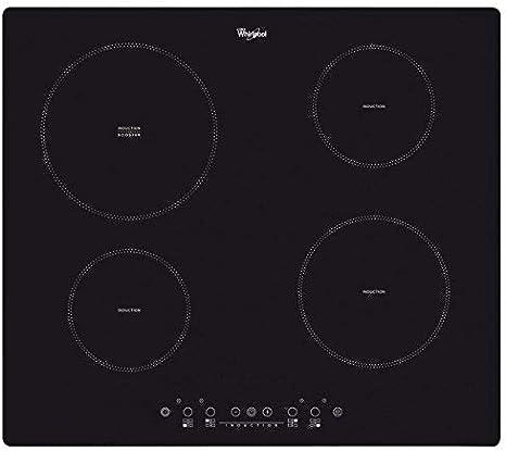 Opinión sobre Whirlpool ACM 756/NE Integrado Con - Placa (Integrado, Con placa de inducción, Negro, Sin marco, Tocar, Frente)