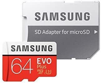 Samsung 64GB Class Micro Adapter product image