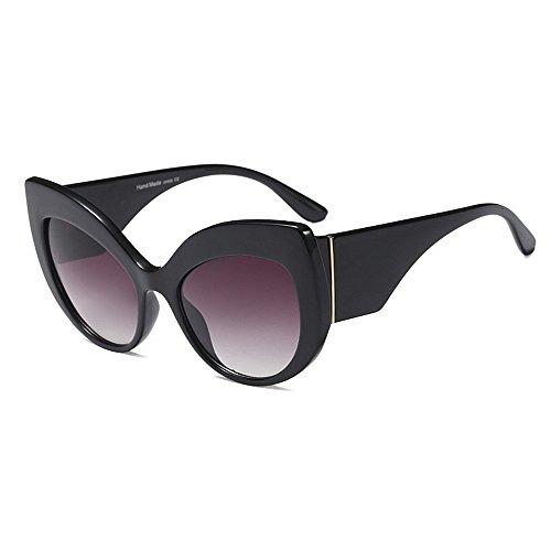 Mujeres los Gato Playa de Sol Las Clásicas de Verano de de de Vacaciones la Tamaño para Protección Ultravioleta Gran Gu Ojos Color Gafas Peggy para C3 la Las C1 del Conducir de 7PHzgq