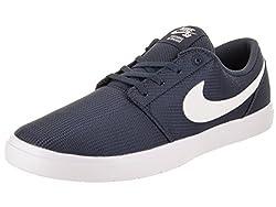 Nike Mens Sb Portmore Ii Ultra Thunder Bluewhite-black (10.5)
