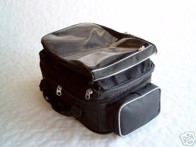 4fda53ad2 Mochila sobredepósito para moto - Con imanes - De nailon - TB-602:  Amazon.es: Coche y moto