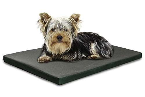 FurHaven NAP Reversible Two-Tone Pet Bed Crate or Kennel Pad