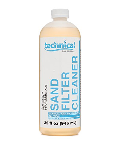 Technical Pool Solutions Sand Filter Cleaner 32 oz