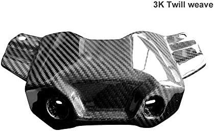 Prepreg de fibra de carbono (seco) tanque de carbono, para Yamaha FZ-09 MT-09: Amazon.es: Coche y moto