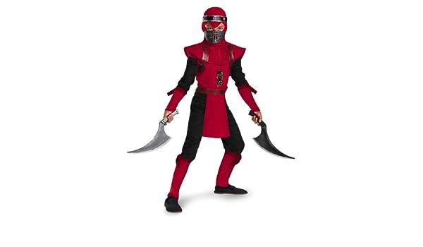 Disguise Shadow Ninjas Night Fury Red Viper Ninja Deluxe ...