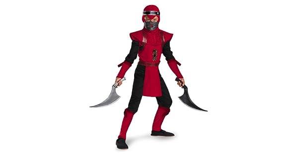 Amazon.com: Disfraz Disguise de Shadow Ninjas Night, Ninja ...
