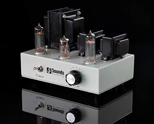 Douk Audio Mini Class A Single Ended 6P1 Vacuum Tube Amplifiers Hi-Fi Power -