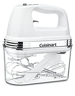 CUISINART HM-90S Power Advantage Plus 9-Speed Handheld Mixer with Storage Case, White, 8.9-Inch x 3.9-Inch x 8.5-Inch (B0034A8C4O)   Amazon Products