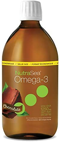 Nutrasea Chocolate Health Supplement, 500 Milliliter