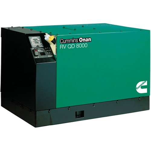 Cummins Onan 8HDKAK-1046 - RV generator set Quiet Diesel Series RV QD 6000/8000