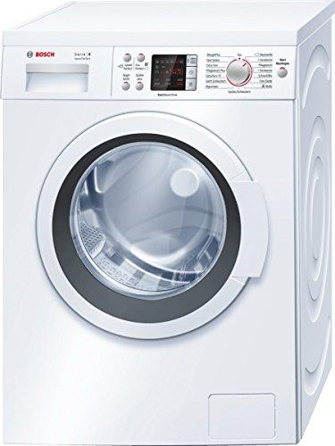 Bosch WAQ28422 Serie 6 Waschmaschine FL / A+++ / 139 kWh/Jahr / 1400 UpM / 7 kg / 9240 L/Jahr / 3D-AquaSpar-System / weiß