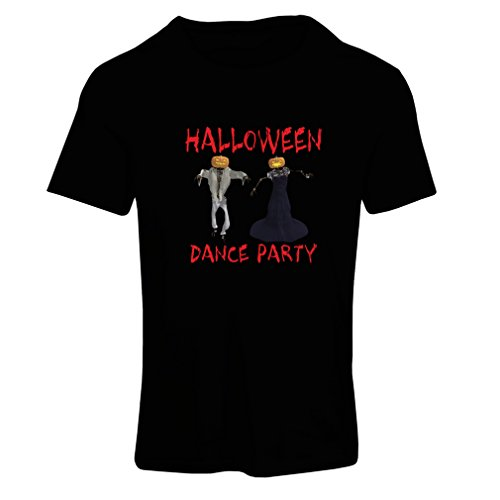 T Shirts for Women Cool Halloween Party Events Costume Ideas, (X-Large Black Multi -