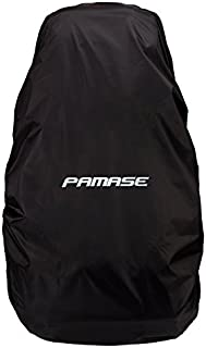 PAMASE 30L - 70L Waterproof Backpack Rain Cover with Buckle Strap & Reflective Letter Strip