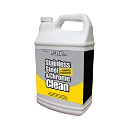 Flitz Stainless Steel & Chrome Cleaner w/Degreaser - 1 Gallon