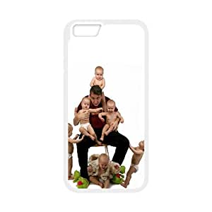 [Funny Series] IPhone 6 Plus Case Funny 78, Case for Iphone 6 Plus 5.5 Okaycosama - White